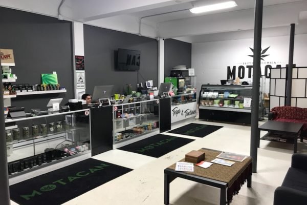 Cannabis POS for dispensary