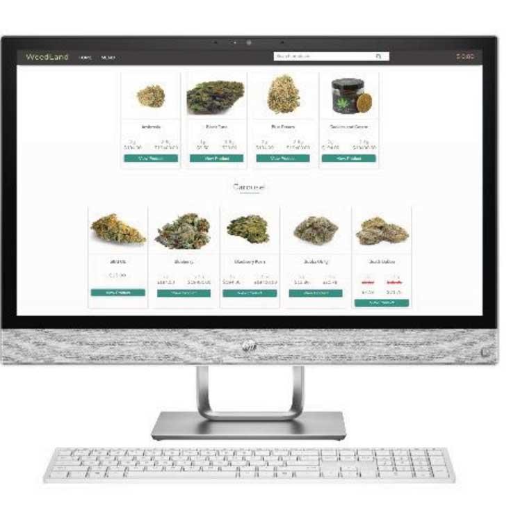 Cannabis POS - expresscheckout